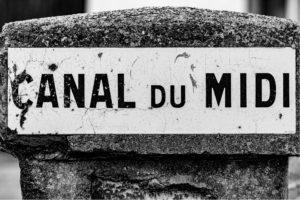 Borne du Canal du Midi