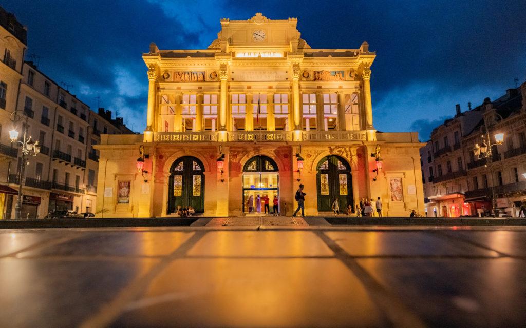 Théâtre de Béziers - Allées Paul Riquet