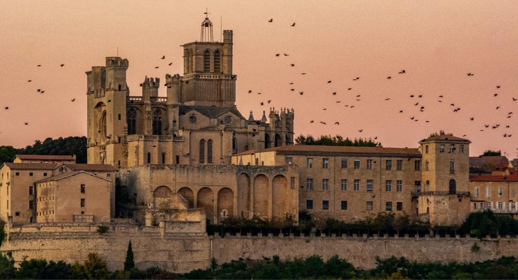La cathédrale Saint-Nazaire de Béziers