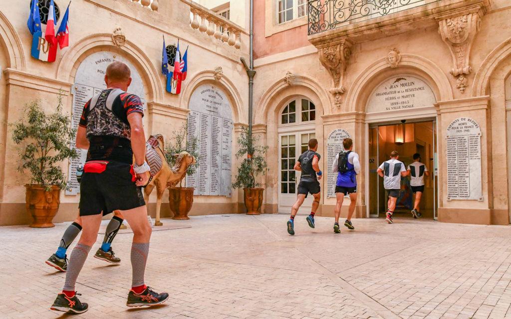 Urban trail de Béziers