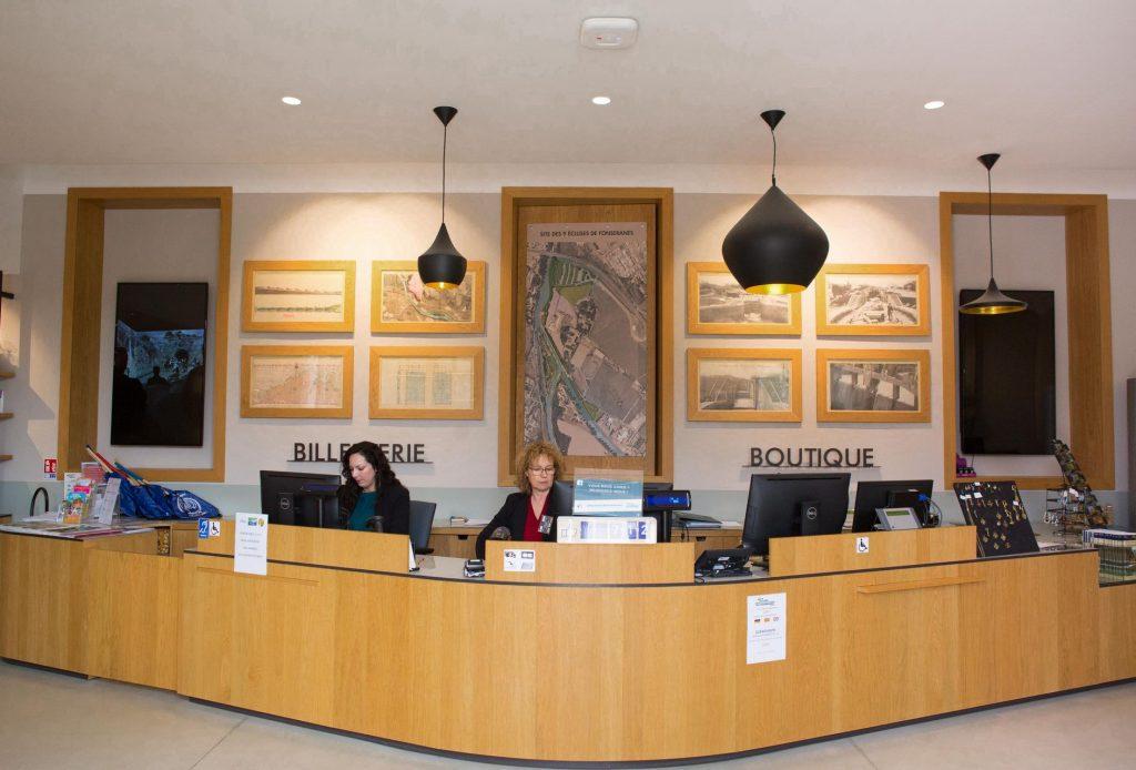 Bureau d'Information Touristique Fonseranes
