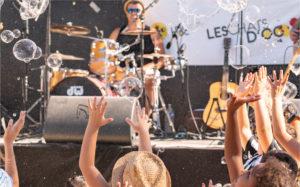 Concert estival à Béziers