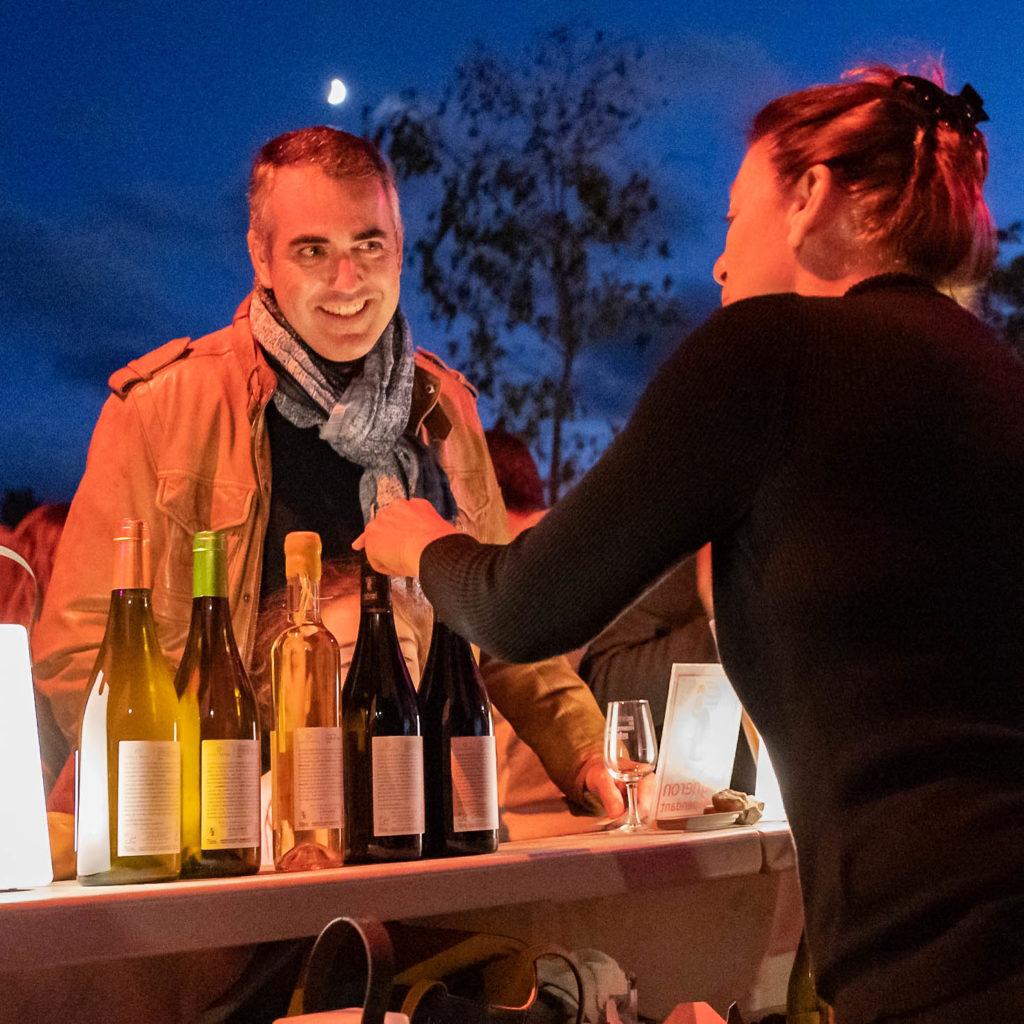 Dégustation de vin à Béziers