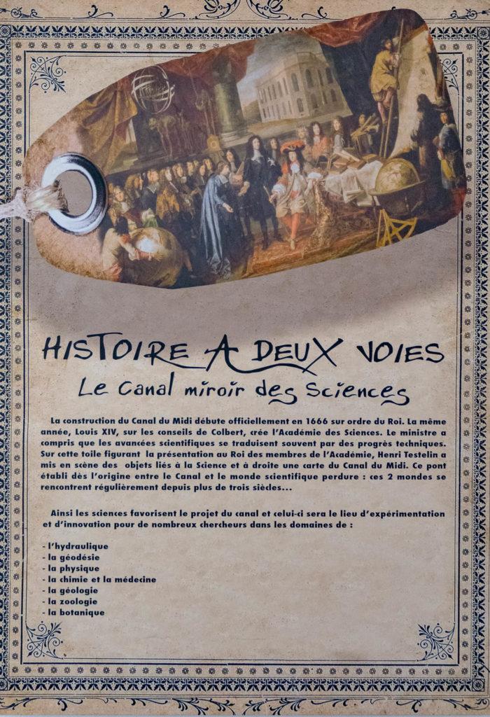 La riche histoire du Canal du Midi