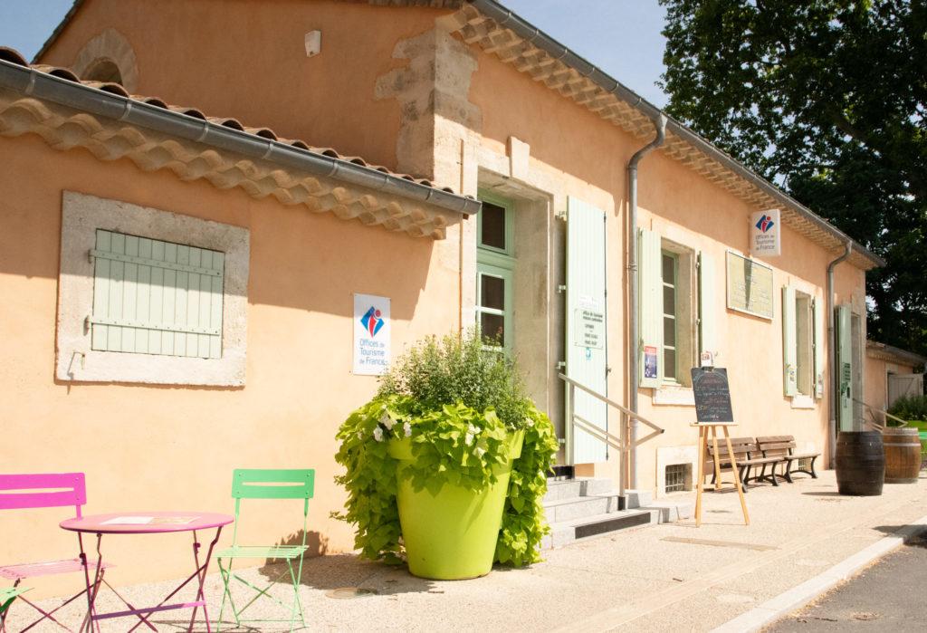 Bureau d'Information Touristique Maison cantonnière à Capestang