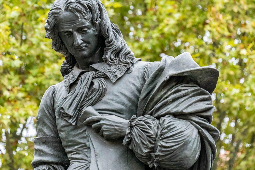 Statut de Pierre-Paul Riquet à Béziers