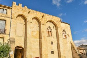 Château des Archevêques de Narbonne à Capestang