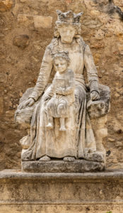 Statut de pierre à Béziers