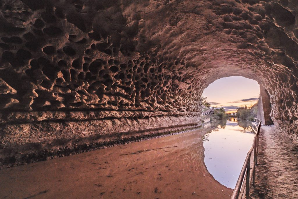 Patrimoine Malpas - Canal du Midi - Sandra Bérénice Michel