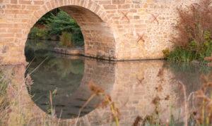Pont de Pigasse à Capestang