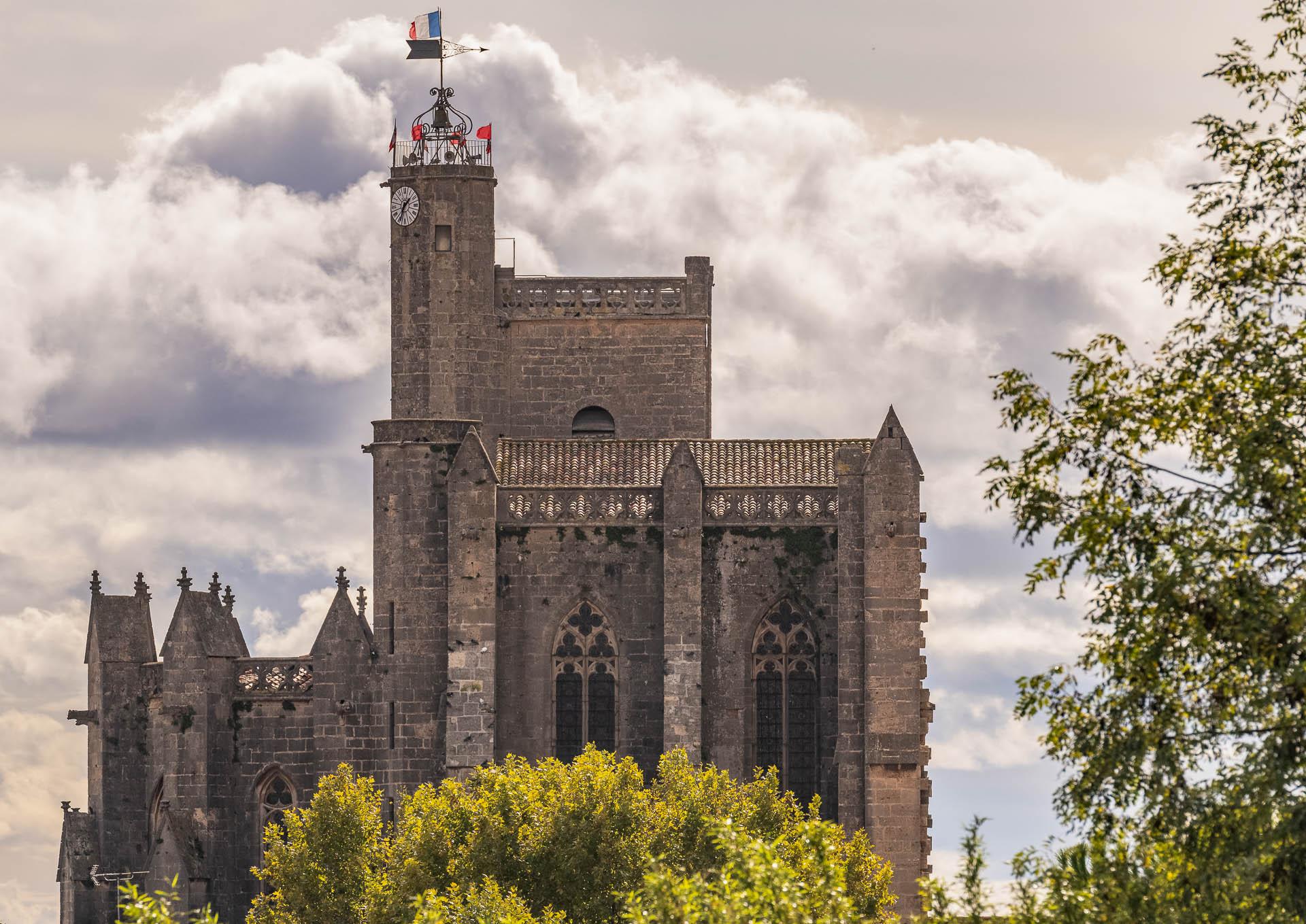 Collégiale Saint-Etienne de Capestang