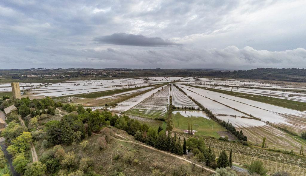 Etant de Montady inondé (2018)