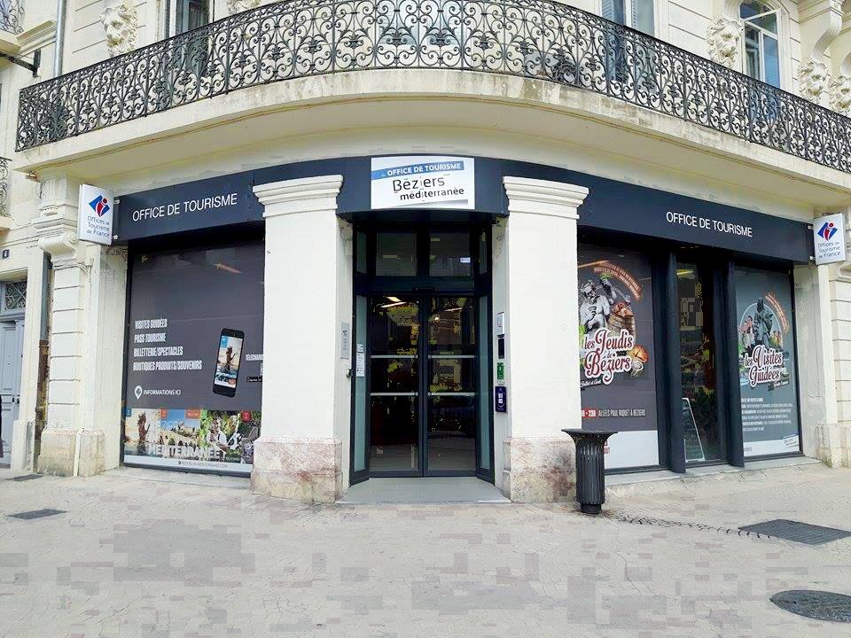 Bureau d'Information Touristique Béziers centre